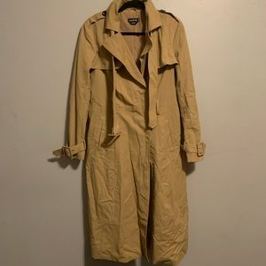 Fall/Spring Trench Coat